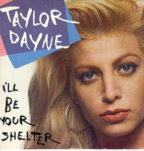 Taylor Dayne: I'll Be Your Shelter - Cover