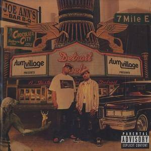 Cover - Slum Village: Detroit Deli