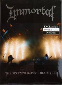 Immortal: Seventh Date Of Blashyrkh, The - Cover