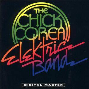 Chick Corea Elektric Band: Chick Corea Elektric Band, The - Cover