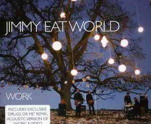 Jimmy Eat World: Work - Cover