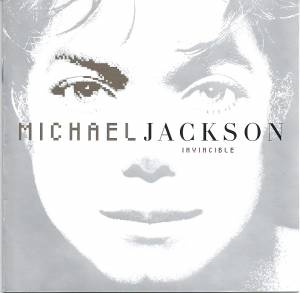 Cover - Michael Jackson: Invincible