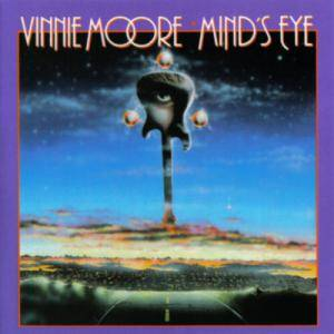 Vinnie Moore: Mind's Eye - Cover