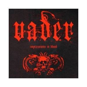 Vader: Impressions In Blood (CD) - Bild 1
