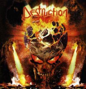 Destruction: Antichrist, The - Cover