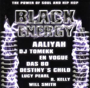 Cover - Deichkind Feat. Nina: Black Energy - The Power Of Soul And Hip Hop