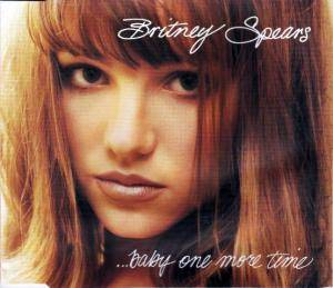 Britney Spears: ...Baby One More Time (Single-CD) - Bild 1