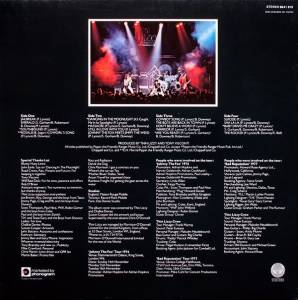 Thin Lizzy: Live And Dangerous (2-LP) - Bild 4