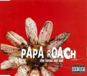 Papa Roach: She Loves Me Not - Cover