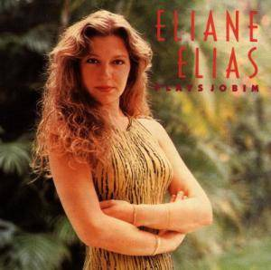 Cover - Eliane Elias: Plays Jobim