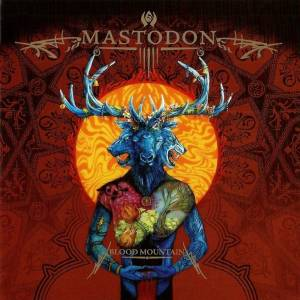 Mastodon: Blood Mountain - Cover