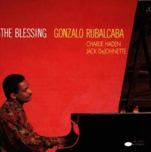 Cover - Gonzalo Rubalcaba: Blessing, The