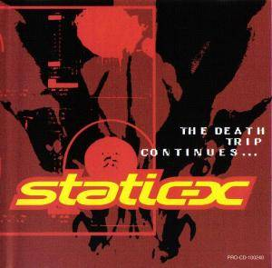 Cover - Static-X: The Death Trip Continues...