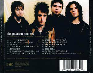 Papa Roach: The Paramour Sessions (CD) - Bild 3