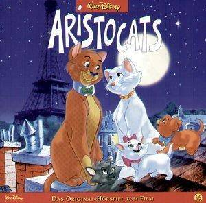 Walt Disney: Aristocats - Cover