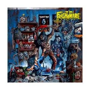 Frightmare: Bringing Back The Bloodshed (CD) - Bild 1
