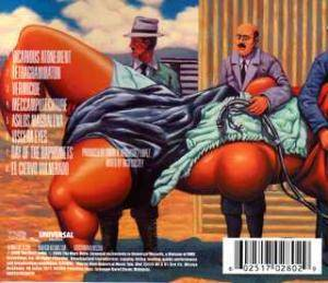 The Mars Volta: Amputechture (CD) - Bild 2