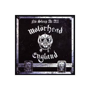 Motörhead: Nö Sleep At All - Cover