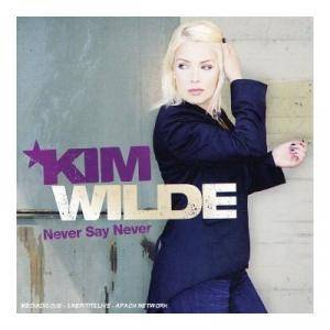 Cover - Kim Wilde: Never Say Never