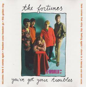 The Fortunes: You've Got Your Troubles - Cover