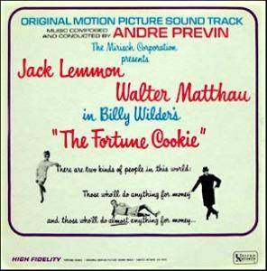 Cover - André Previn: Fortune Cookie, The