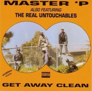 Cover - Master P: Get Away Clean