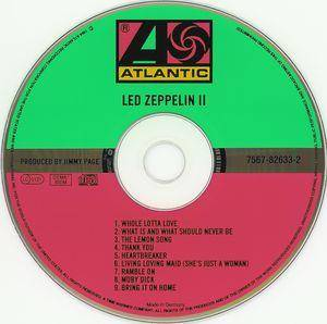 Led Zeppelin: II (CD) - Bild 4