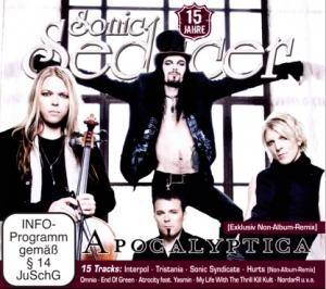 Sonic Seducer - Cold Hands Seduction Vol. 110 (2010-09) - Cover