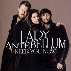 Cover - Lady Antebellum: Need You Now