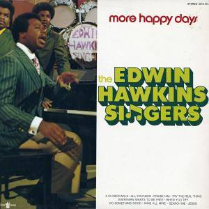 Cover - Edwin Hawkins Singers, The: More Happy Days