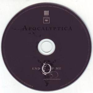 Apocalyptica: End Of Me (Single-CD) - Bild 3