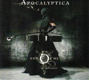 Apocalyptica: End Of Me (Single-CD) - Bild 1