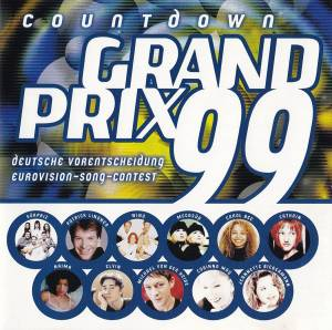 Cover - Corinna May: Countdown Grand Prix 1999