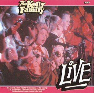 The Kelly Family: Live - Cover