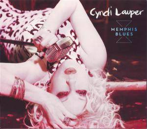 Cyndi Lauper: Memphis Blues - Cover