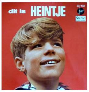 Cover - Heintje: Dit Is Heintje