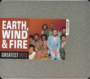 Earth, Wind & Fire: Greatest Hits - Cover