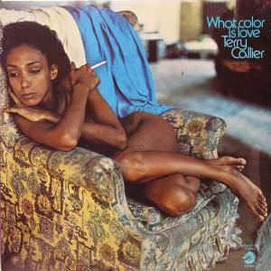 Cover - Terry Callier: What Color Is Love