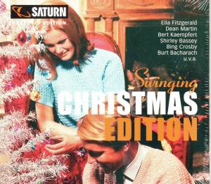 Cover - Al Caiola & Riz Ortolani: Swinging Christmas Edition