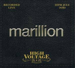 Marillion: High Voltage Festival - Cover