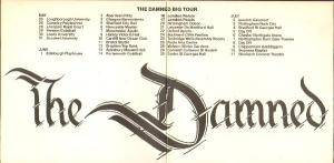 "The Damned: The Shadow Of Love (7"") - Bild 4"