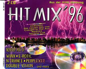 Cover - Techno Cat: Hit Mix '96