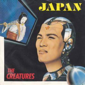 The Creatures: Japan - Cover