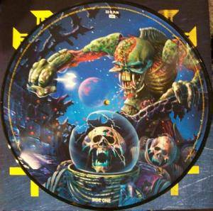 Iron Maiden: The Final Frontier (2-PIC-LP) - Bild 3