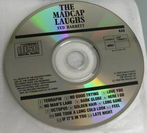 Syd Barrett: The Madcap Laughs (CD) - Bild 2