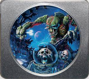 Iron Maiden: The Final Frontier (CD) - Bild 1