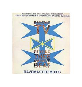 Cover - Psychic TV: Beyond Thee Infinite Beat - Ravemaster Mixes