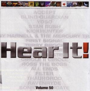 Cover - First Signal: Hear It! - Volume 50
