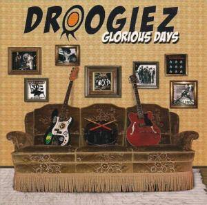 Droogiez: Glorious Days - Cover
