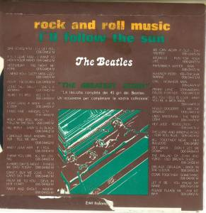 "The Beatles: Rock And Roll Music (7"") - Bild 2"